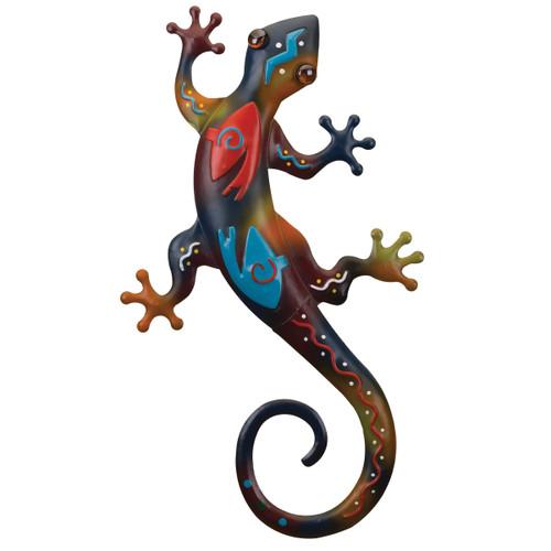 Desert Palette Gecko Wall Art