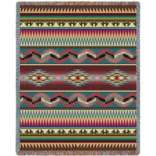 Desert Stripe Blanket