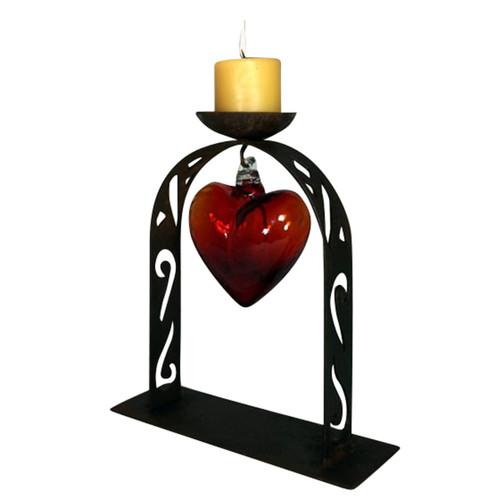 Dessi Heart Candle Holder
