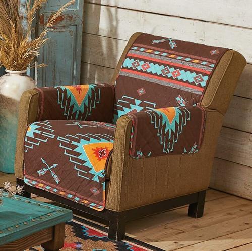 Diamond Arrow Chair Cover