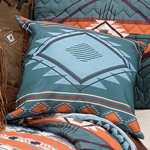 Diamond Canyon Pillow