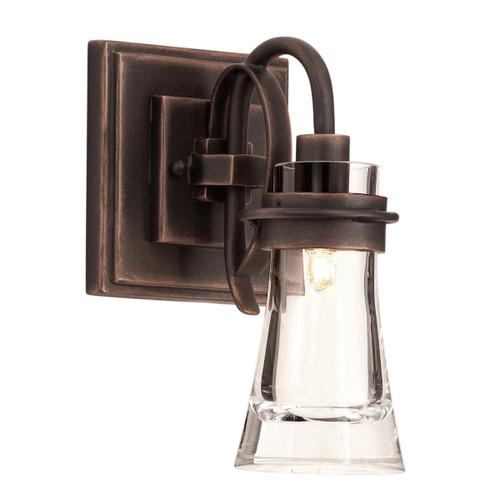 Dover 1 Light Vanity Lamp