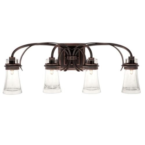Dover 4 Light Vanity Lamp