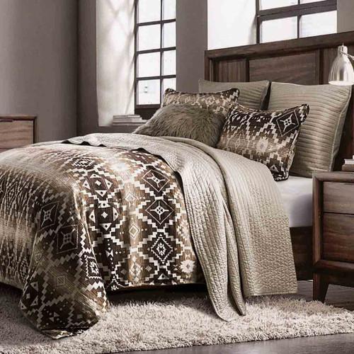 Durango Diamond Bed Set - Full