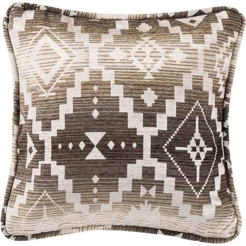 Durango Diamond Square Pillow
