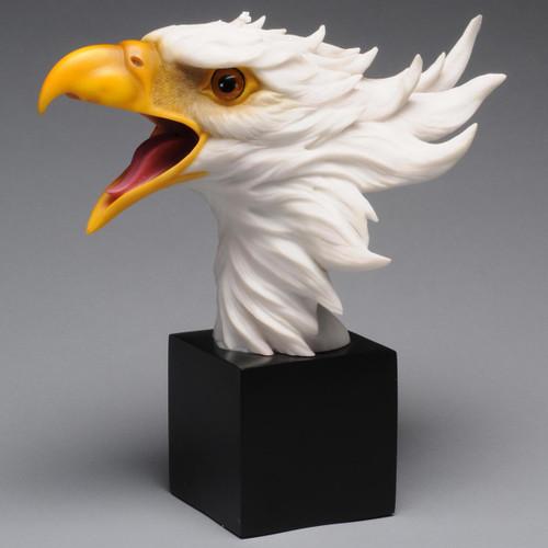 Eagle Head Figurine