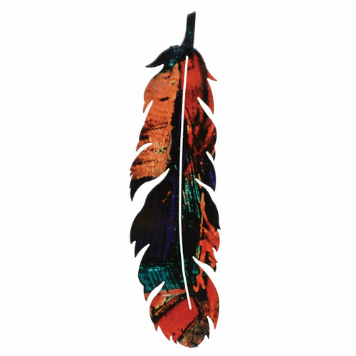 Feather Leaf  Wall Art