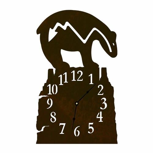 Fetish Bear Table Clock