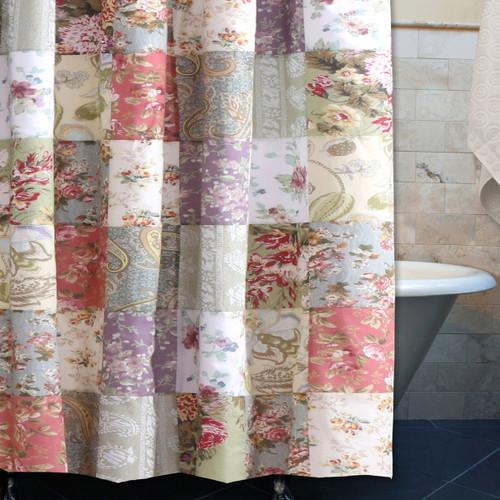 Floral Meadows Shower Curtain
