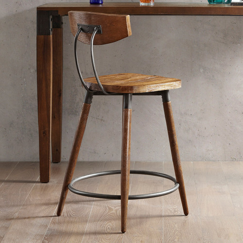 Franklin Counter Stool with Back