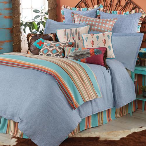 Free Spirit Bed Set - Twin