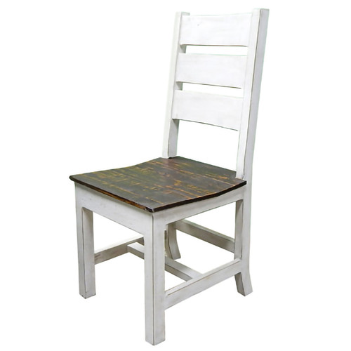 Friar Chair - Weathered White