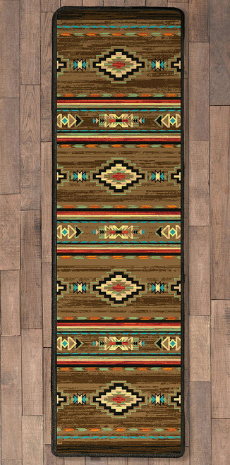 Frontier Outpost Rug - 2 x 8