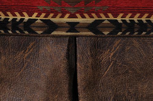 Gallop Bedskirt - Full