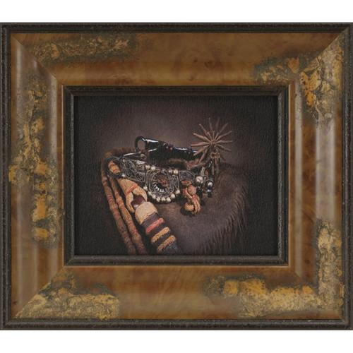 Garcia Spade Bit Framed Wall Art