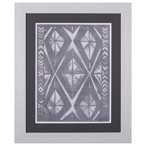 Geometric Study I Framed Art