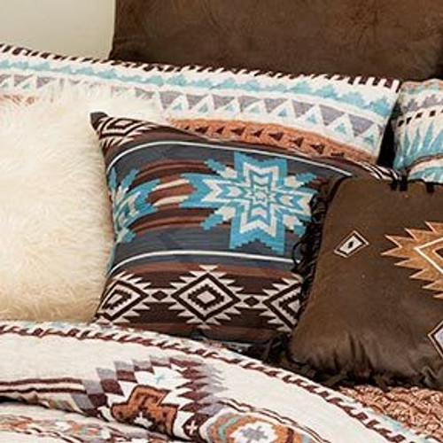 Glacier Canyon Accent Pillow