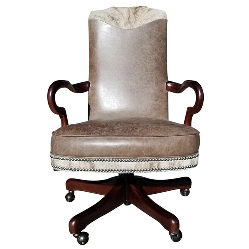 Gray Rock Desk Chair