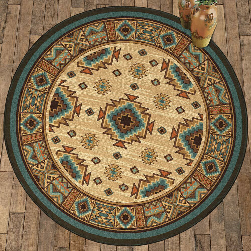 Great Basin Rug - 11 Ft. Round