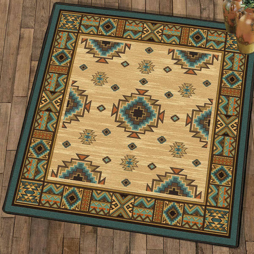 Great Basin Rug - 8 Ft. Square