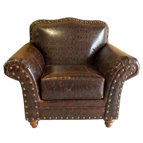 Grizzly Bear Club Chair