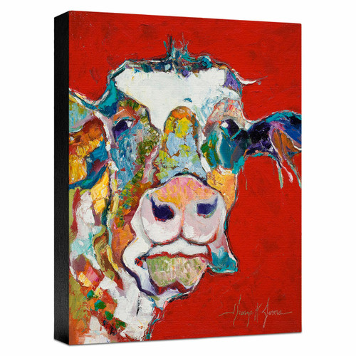 Happiness Gallery Wrapped Canvas