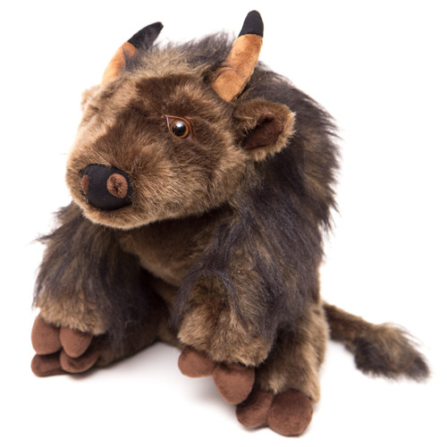 Harry the Bison Stuffed Animal - Large
