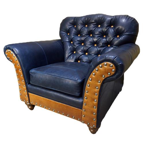 Havana Tufted Club Chair