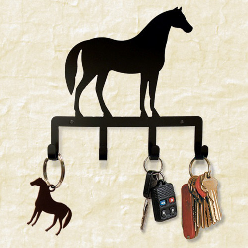 Horse Key Rack