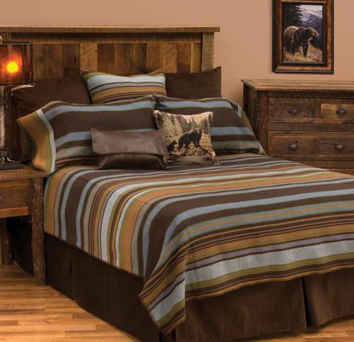 Hudson II Value Bed Set - Cal King