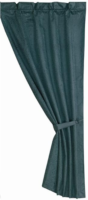 Cheyenne Turquoise Curtain