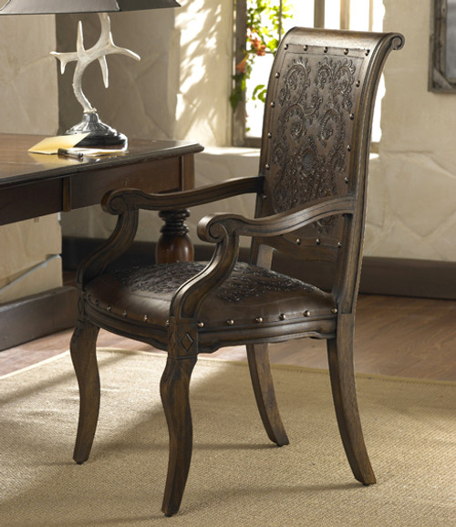 Imperial Leather Arm Chair