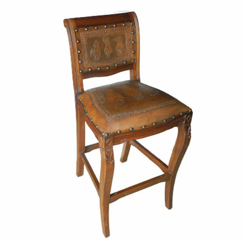 Imperial Counter Stool - Posse & Rustic