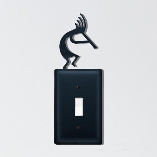 Kokopelli Single Switch Cover