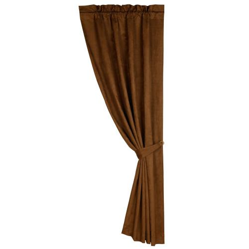Santa Cruz Turquoise Curtain