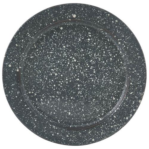 Lodge Gray Dinner Plates - Set of 4