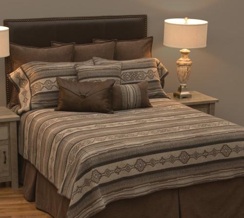 Lodge Lux Bedspread - Super Queen