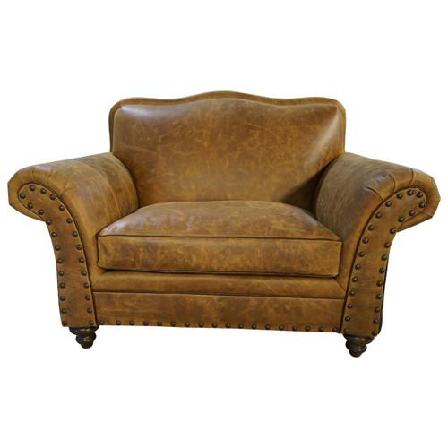 Longhorn Chair and a Half