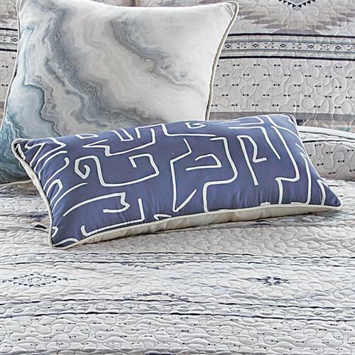 Mesa Frost Rectangle Pillow