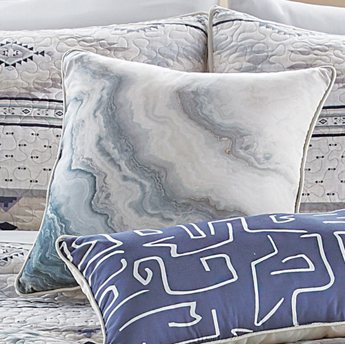 Mesa Frost Square Pillow