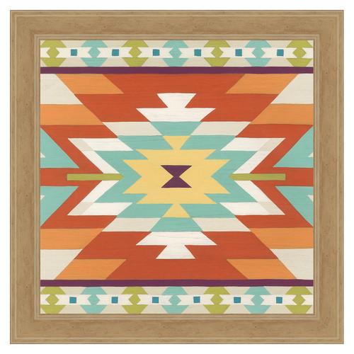 Mesa Motif III Framed Print