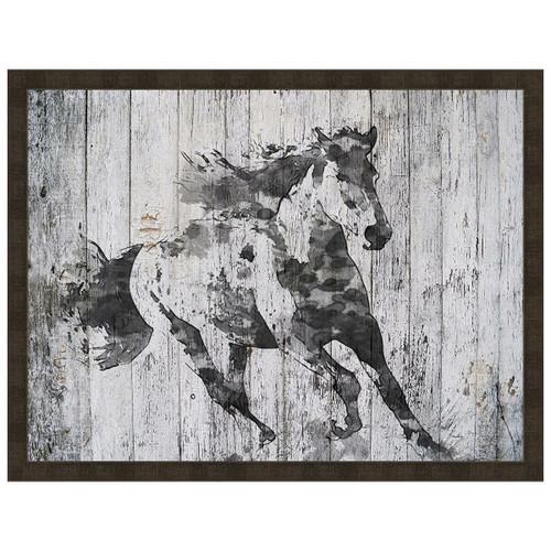 Midnight Stallion Wall Art