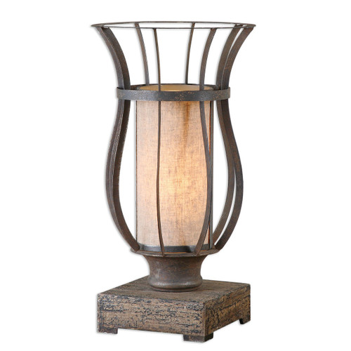 Canyon Lantern Table Lamp