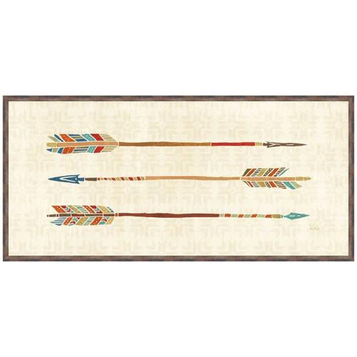 Moab Arrows I Canvas Art