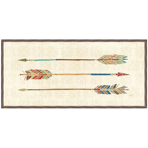 Moab Arrows II Canvas Art