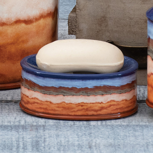 Mojave Vista Soap Dish