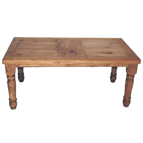 Montague 6 Ft Dining Table - Natural Light