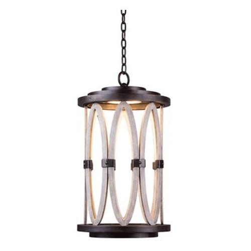 Morgan LED Large Hanging Lantern