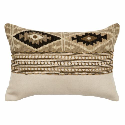 Mountain Storm Rectangle Pillow