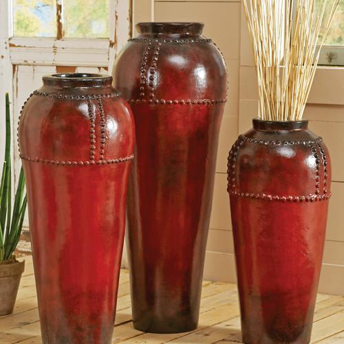 Nail Head Vase - Large